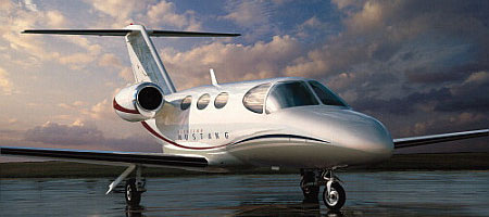 Citation Mustang Privatjet