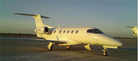 Phenom 300 Private Jet