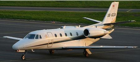 Citation Excel Privatjet