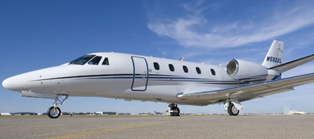 Citation XLS Privatjet